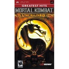 Игра для PSP Mortal Kombat Unchained