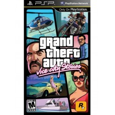 Игра для PSP Grand Theft Auto: Vice City Stories