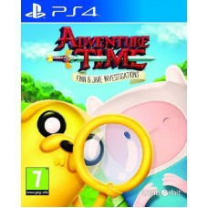 Adventure Time: Finn & Jake Investigations для PS4