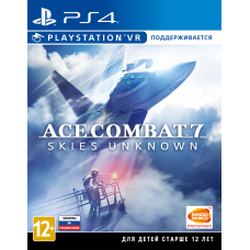 Ace Combat 7 Skies Unknown русская версия для PS4