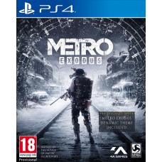 Metro Exodus русская версия для PS4