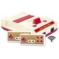 Retro Genesis 8 Bit Classic + 300 игр  (2 беспроводных джойстика)