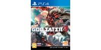 God Eater 3 русские субтитры для PS4