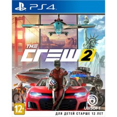 Игра для Playstation 4 The Crew 2 русская версия