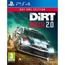 Игра для Playstation 4 Dirt Rally 2.0