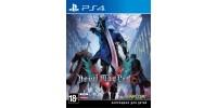 Devil May Cry 5 русские субтитры для PS4