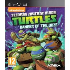 Teenage Mutant Ninja Turtles: Danger of the OOZE для PS3