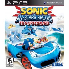 Sonic & All-Stars Racing Transformed для PS3