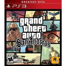 Grand Theft Auto: San Andreas русские субтитры для PS3