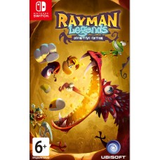 Rayman Legends: Definitive Edition русская версия для Nintendo Switch