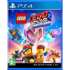 Игра для Playstation 4 LEGO Movie 2  Videogame русские субтитры