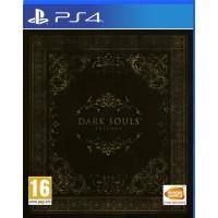 Dark Souls Trilogy русские субтитры для PS4
