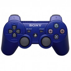 Джойстик беспроводной Dualshock3, Metallik Blue
