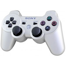 Джойстик беспроводной Dualshock3, Classik White