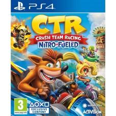 Crash Team Racing Nitro-Fueled для PS4