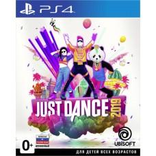 Just Dance 2019 русская версия для PS4