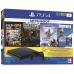 Игровая приставка Sony PlayStation 4 Slim 1ТБ Black + Detroit Стать Человеком + Одни из нас + Horizon: Zero Dawn + PS Plus 90 дней CUH-2208B