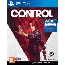 Control русская версия для PS4