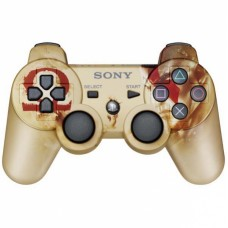 Джойстик беспроводной для PS3, God of War