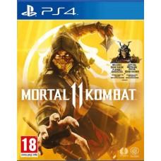 Mortal Kombat 11 русские субтитры для PS4