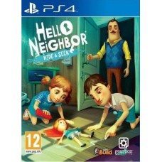 Игра для PlayStation 4 Hello Neighbor: Hide and Seek русская версия