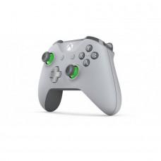 Microsoft Xbox One Wireless Controller Серо-Зеленый (WL3-00061)