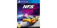 Need for Speed: Heat русская версия для PS4