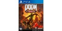 DOOM ETERNAL русская версия для PS4