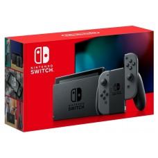 Nintendo Switch серый новая ревизия