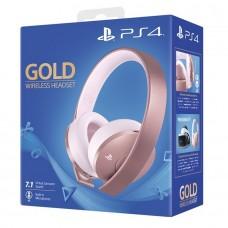 Гарнитура беспроводная Sony Rose Gold PS4/PS3/PS Vita (CUHYA-0080)