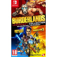 Borderlands Legendary Collection для Nintendo Switch