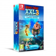 Asterix&Obelix XXL 3 - The Crystal Menhir Limited Edition русская версия для Nintendo Switch
