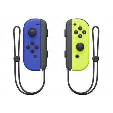 Набор 2 Контроллера Joy-Con (синий/желтый)