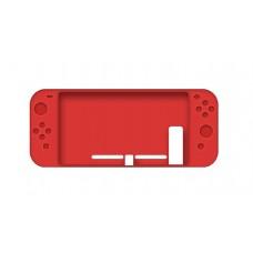 Силиконовый чехол для Nintendo Switch красный