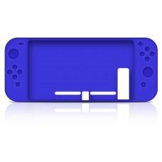 Силиконовый чехол для Nintendo Switch синий