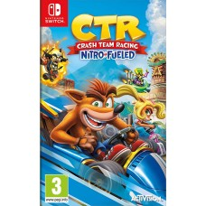 Crash Team Racing Nitro-Fueled для Nintendo Switch