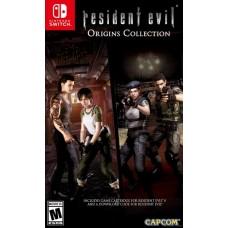 Resident Evil Origins Collection для Nintendo Switch