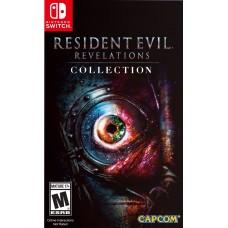 Игра для Nintendo Switch Resident Evil Revelations Collection