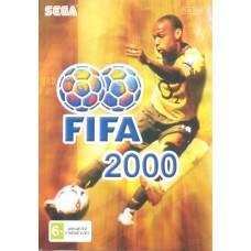 Fifa 2000 для Sega