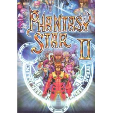 Phantasy Star II (японская версия) для Sega