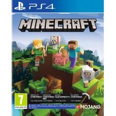 Игра для Playstation 4 Minecraft Bedrock Edition русская версия