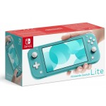 Nintendo Switch Lite (бирюзовый)