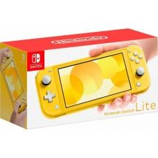 Игровая консоль Nintendo Switch Lite (желтая)