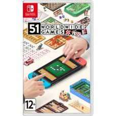 51 Worldwide Games для Nintendo Switch