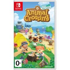 Animal Crossing: New Horizons русская версия для Nintendo Switch