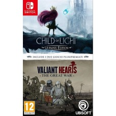 Child of Light + Valiant Hearts. The Great War русская версия для Nintendo Switch