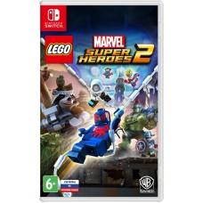 LEGO Marvel Super Heroes 2 русские субтитры для Nintendo Switch