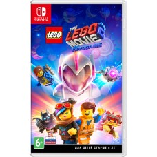 LEGO Movie 2 Videogame русские субтитры для Nintendo Switch