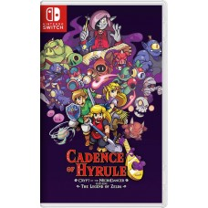 Cadence of Hyrule – Crypt of the NecroDancer Featuring The Legend of Zelda для Nintendo Switch