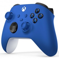 Microsoft Xbox Series Wireless Controller Shock Blue (QAU-00002)